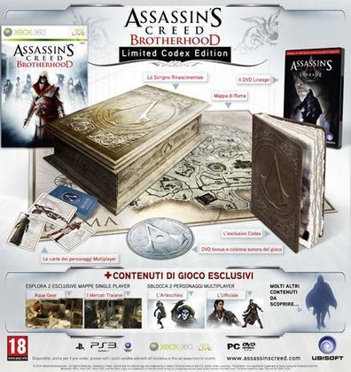 Assassin's Creed Brotherhood Collector