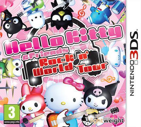 Hello Kitty & Friends:Rock'n World Tour