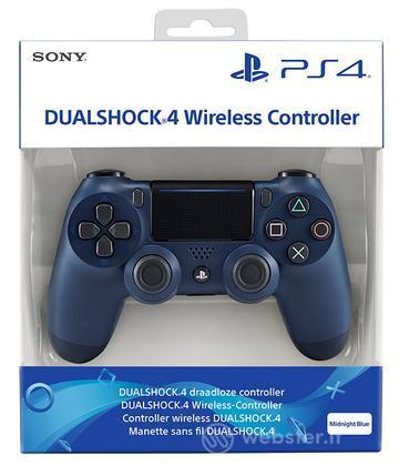 Sony Ctrl Dualshock 4 Midnight Blue