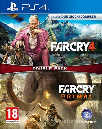Compil Far Cry 4 + Far Cry Primal