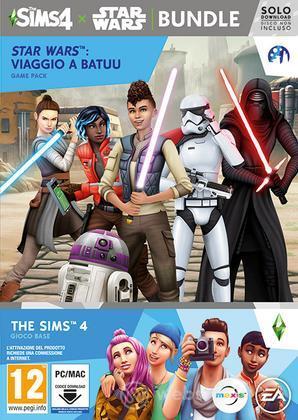 The Sims 4 Star Wars:Viaggio Batuu Bundl