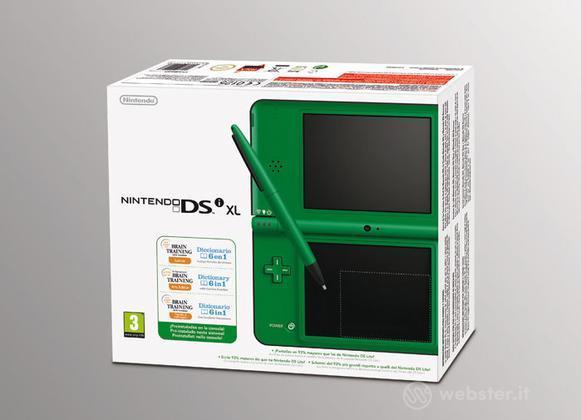 Nintendo DSi XL Verde