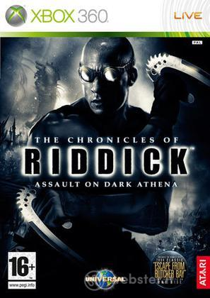 The Chronicles Of Riddick: A. D. Athena