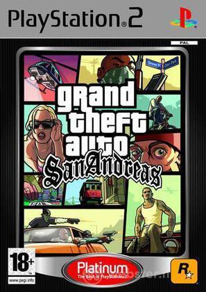 GTA San Andreas PLT