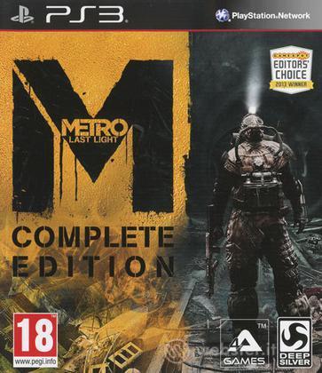 Essentials Metro Last Light Complete Ed.