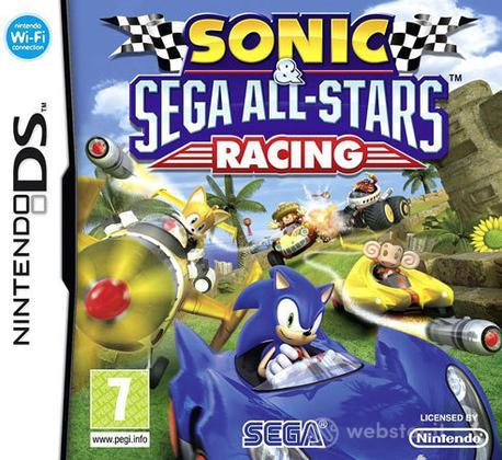 Sonic & Sega All Star Racing