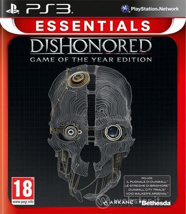 Essentials Dishonored GOTY