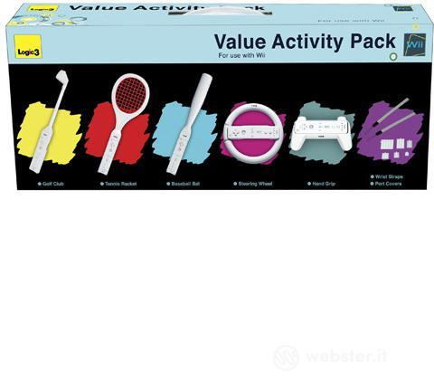 WII Value Activity Pack - LG3