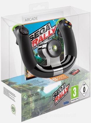 MICROSOFT X360 Sega Rally Bundle