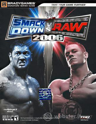 WWE Smackdown Vs Raw 2006 - Guida Strat.