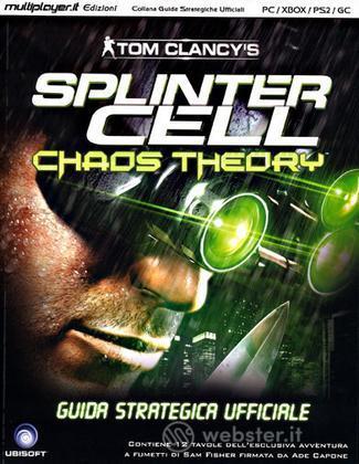 Splinter Cell Chaos Theory - Guida Strat