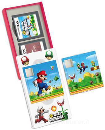 NDSLite Puzzle Case Mario Friends Bigben