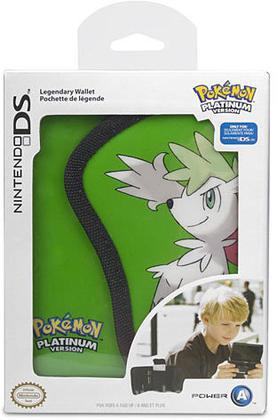 BD&A NDS Lite Pokemon Legendary Wallet