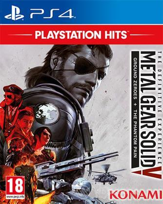 Metal Gear Solid V Def. Expe. PS Hits