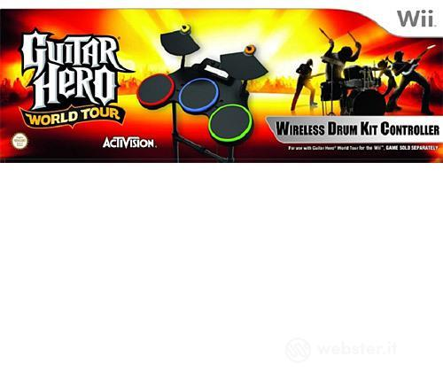 WII Guitar Hero World Tour Batteria