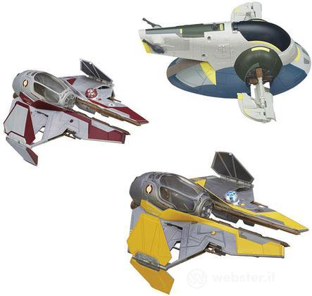 Figure Star Wars Vehicles Class II Ass.