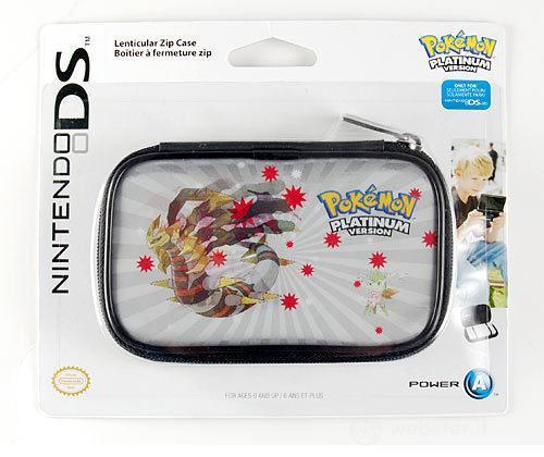 BD&A NDS Lite Pokemon Lenticular Case