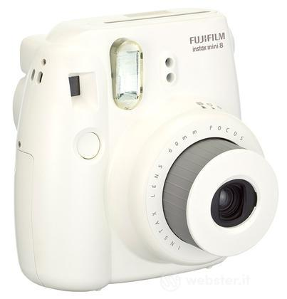 FUJIFILM Fotocamera Instax MINI 8 White