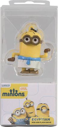 TRIBE USB Key Minions Egyptian 8Gb