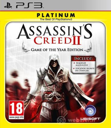 Assassin's Creed 2 Game of the Year PLT