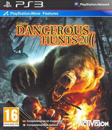 Cabela's Dangerous Hunts 2011 SAS