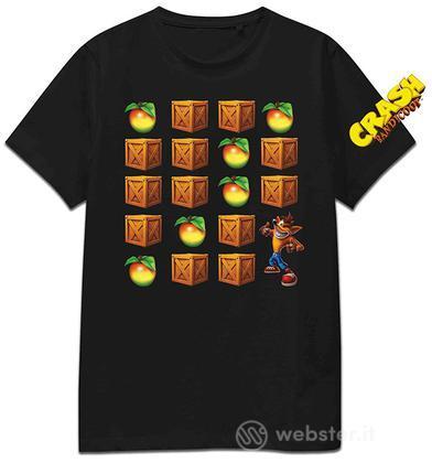 T-Shirt Crash Apple Crate Tee S