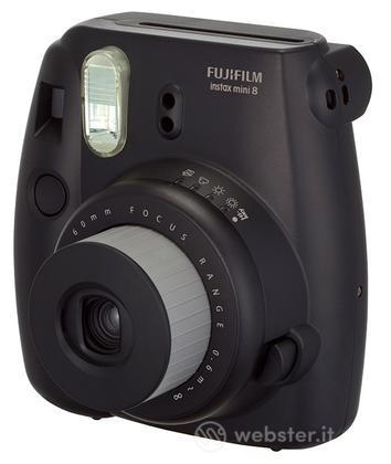 FUJIFILM Fotocamera Instax MINI 8 Black
