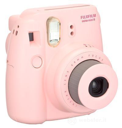 FUJIFILM Fotocamera Instax MINI 8 Pink