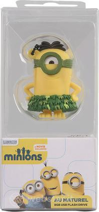 TRIBE USB Key Minions Au Naturel 8Gb