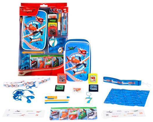 Kit 16 Accessori Planes All DS