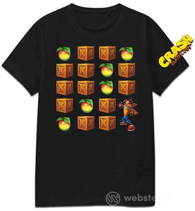T-Shirt Crash Apple Crate Tee XL