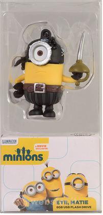 TRIBE USB Key Minions Eye Matie 8Gb