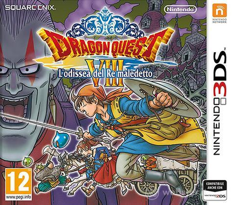 Dragon Quest 8 Odissea del Re Maledetto