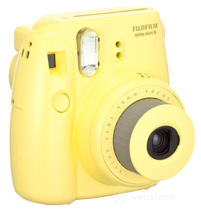 FUJIFILM Fotocamera Instax MIni 8 Yellow
