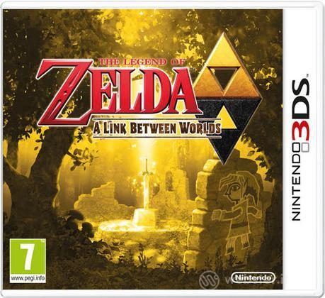 The Legend of Zelda: Link Between Worlds