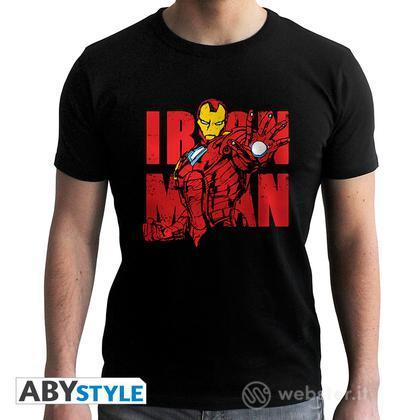 T-Shirt Marvel - Iron Man L