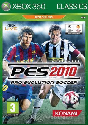 Pro Evolution Soccer 2010 Classic