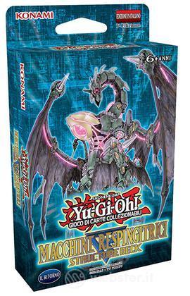 Yu-Gi-Oh!Str.Deck Macch.Resp/Furia Dinod