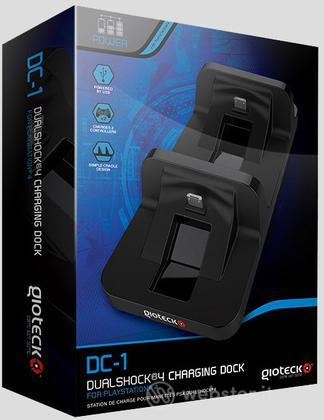 GIOTECK Dualshock Charging Dock DC-1 PS4