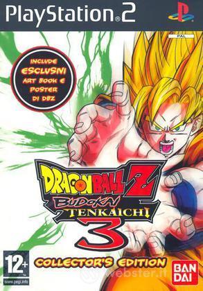Dragonball Z Tenkaichi 3 Collector E.