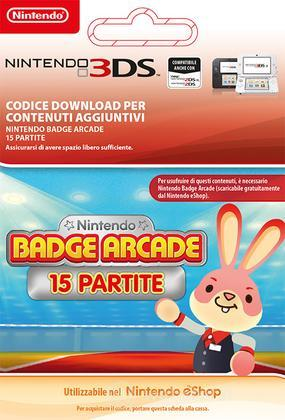 Nintendo Badge Arcade 15 plays