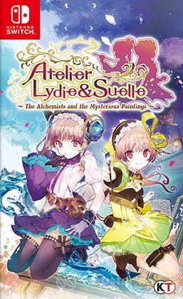 Atelier Lydie & Suelle: Alchemists & M.P