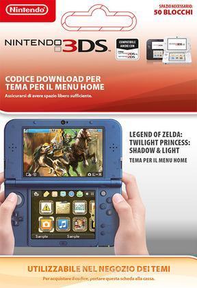Tema Zelda Twil. Princess: Shadow&Light