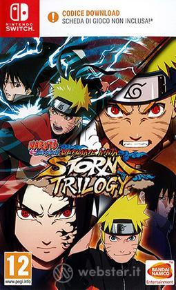 Naruto Ultimate Ninja Storm Trilogy