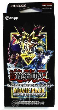 Yu-Gi-Oh!Movie Pack Dark Side Dimensions