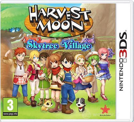 Harvest Moon - Skytree Village