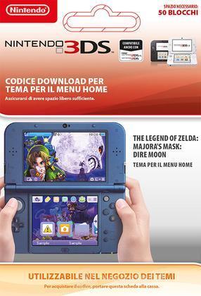Tema Zelda: Majora's Mask: Dire Moon