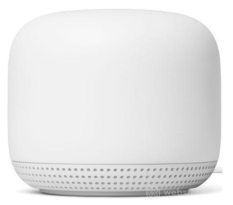 Google Nest Wifi Point Bianco