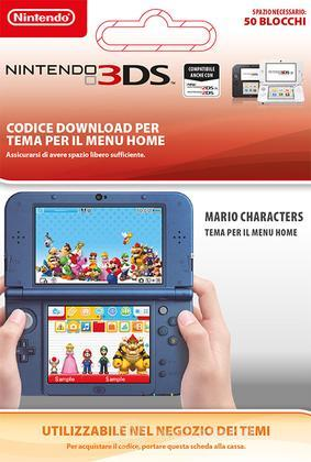 Tema Mario Characters