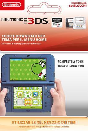 Tema Completely Yoshi